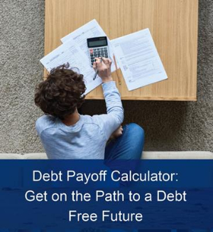 Debt payoff calculator