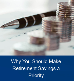 Make Retirement Planning a priority