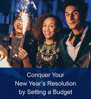 Conquer Your New Year's Resolution by Setting a Budget thumbnail image