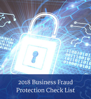 business fraud protection checklist