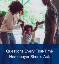 Questions Every First-Time Homebuyer Should Ask Their Realtor, Lender, Lawyer and Home Inspector