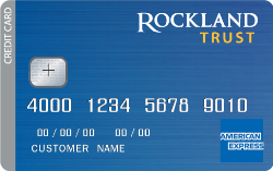 rockland trust consumer american express credit card