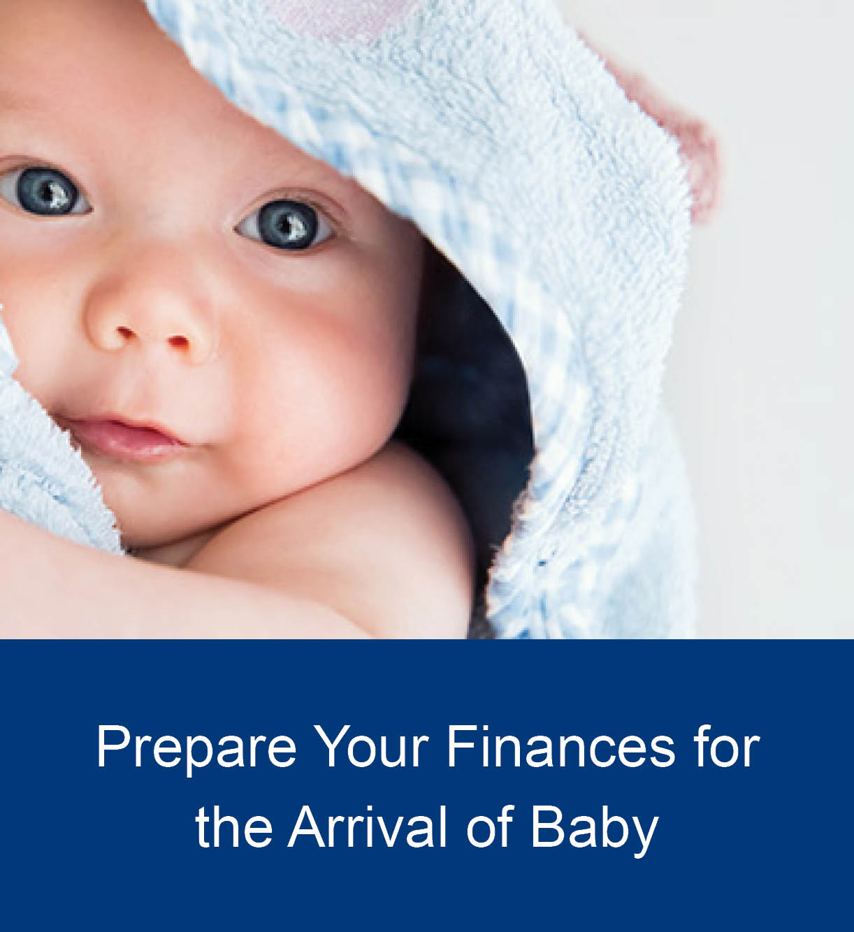 Prepare Finances for Baby