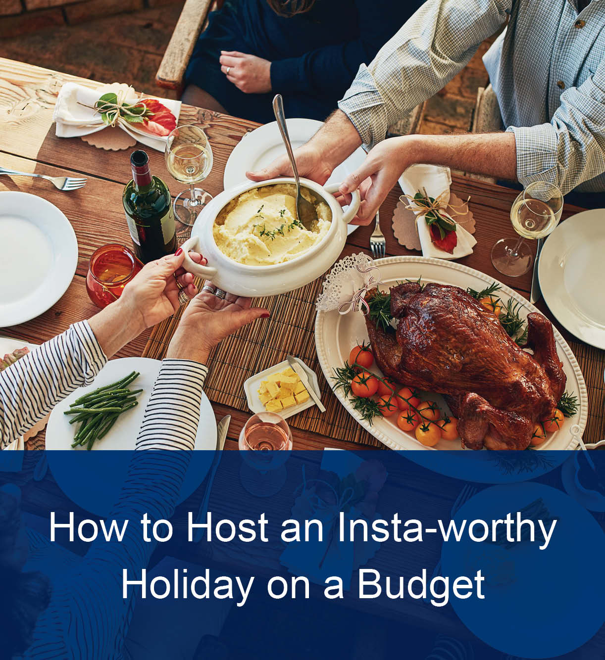 How to Host an Instagramable Holiday on a Budget thumbnail image