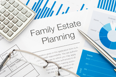 Family Estate planning docs