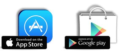 google store and apple app icon