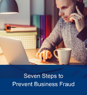 7 Steps to Fraud Prevention