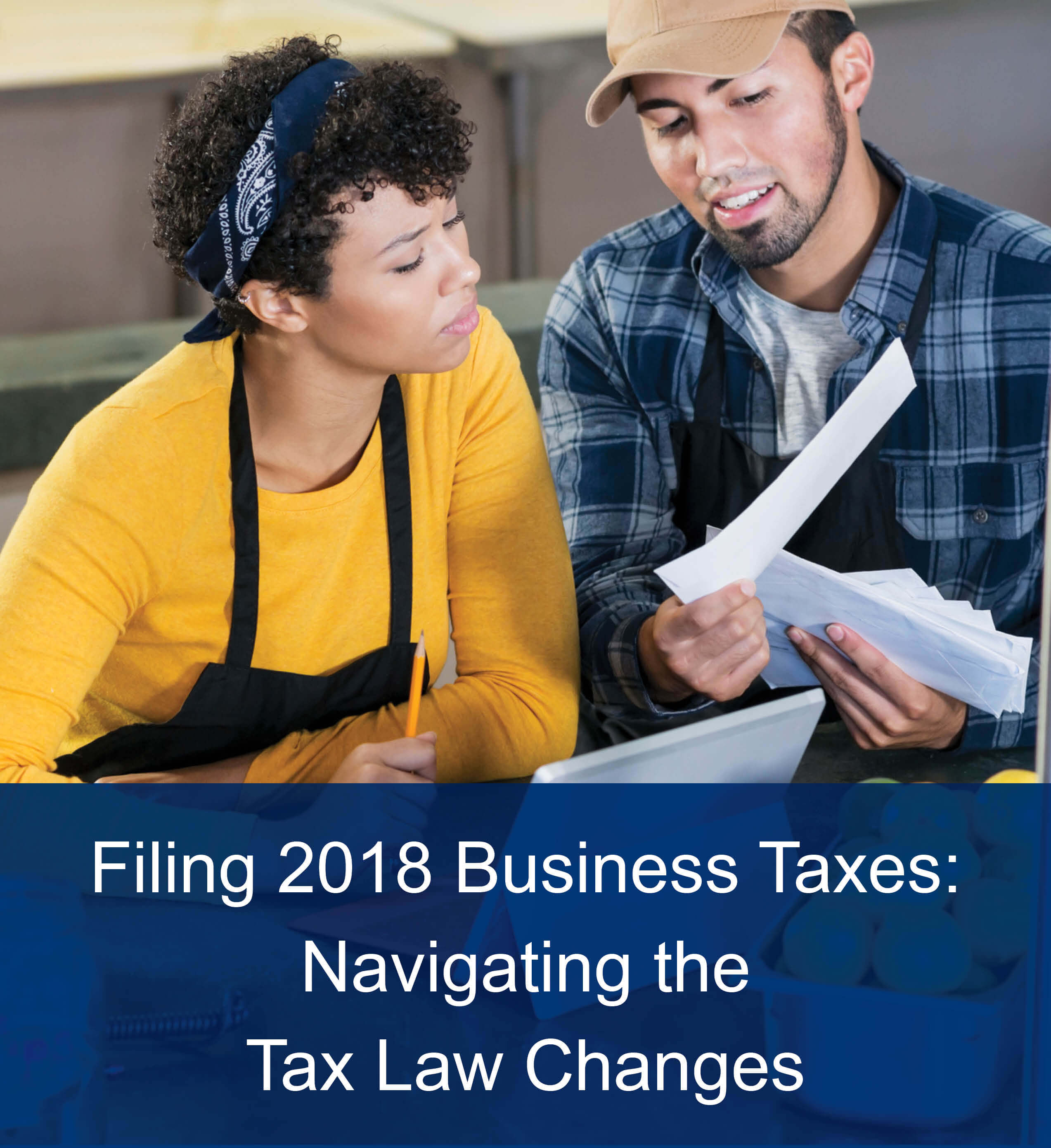 Navigating the Tax Law Changes
