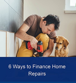 ways to finance home repairs article image