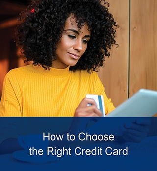 choosing the right credit card article image