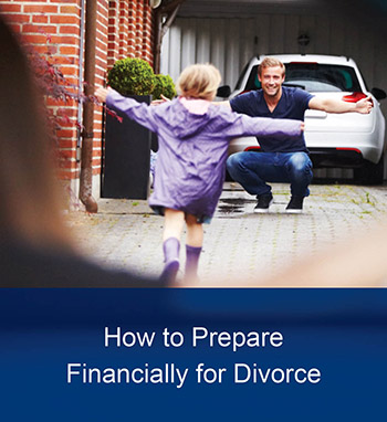 thumbnail for article about preparing financially for divorce