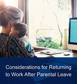 returning to work after parental leave article image