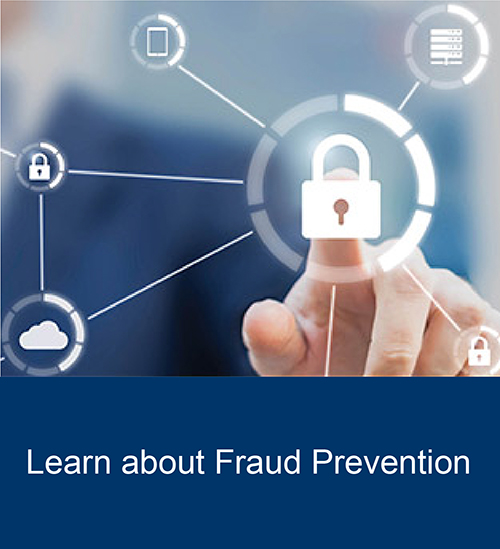 Learn about Fraud Prevention