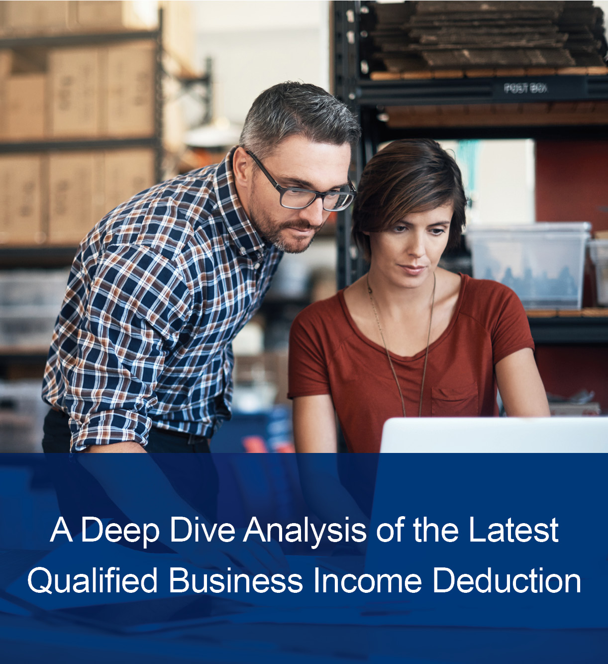 The Latest Qualified Business Income Deduction