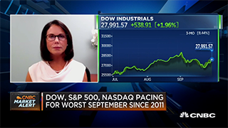 Rachael Aiken on CNBC
