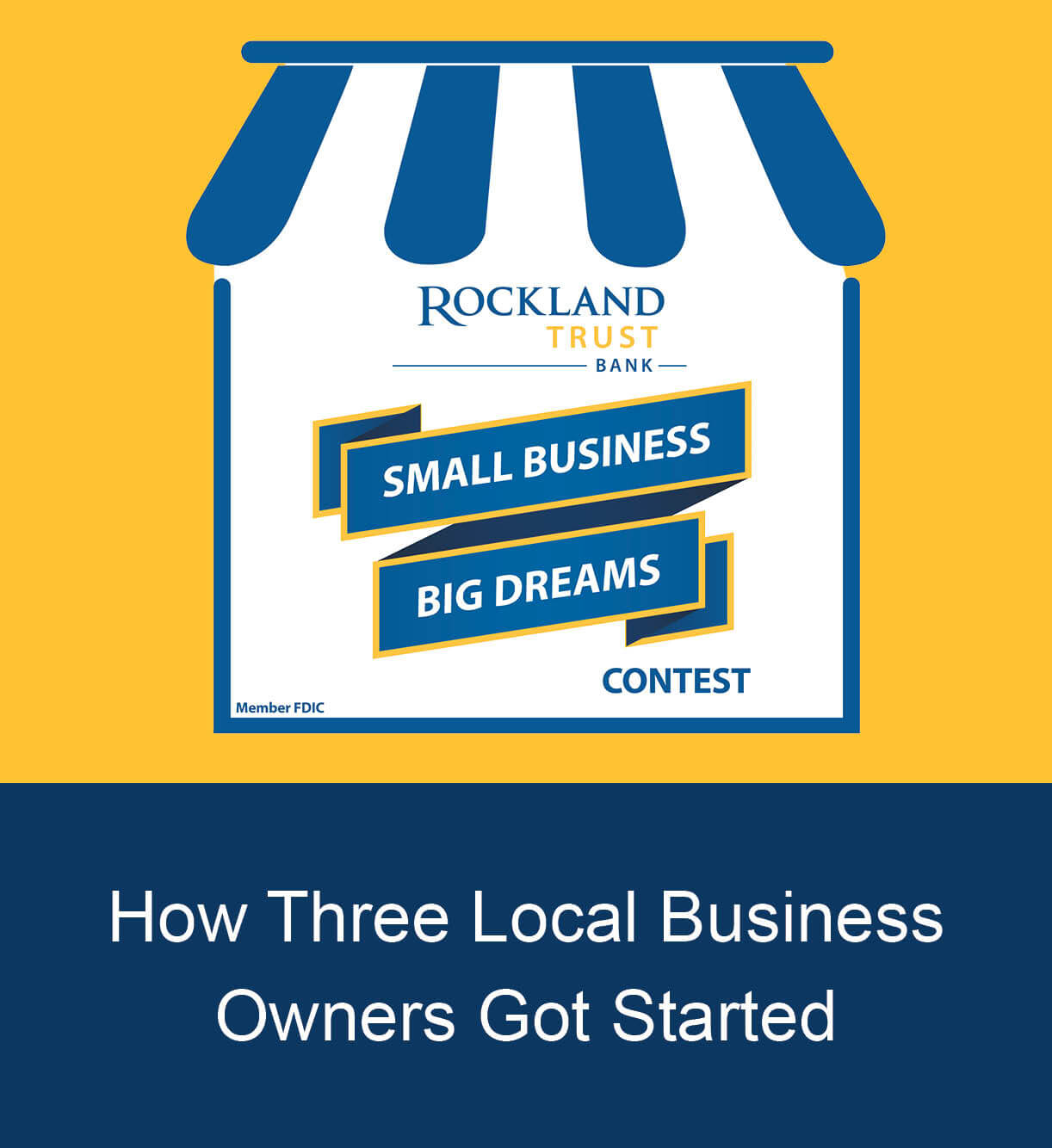 How Three Local Business Owners got Started