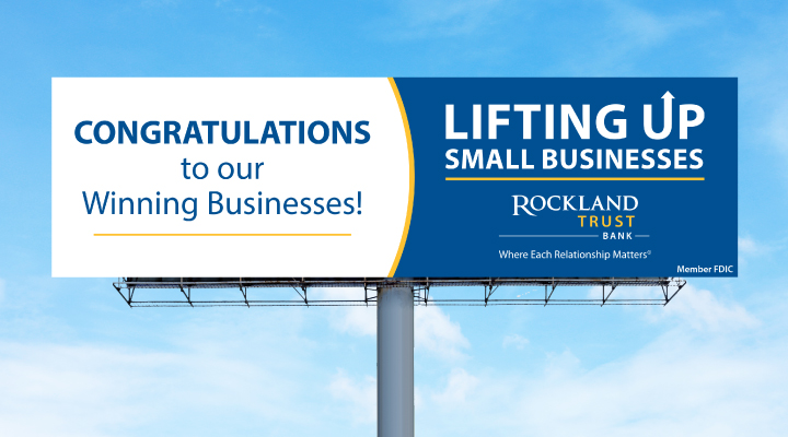 Lifting up Small Businesses contest header image