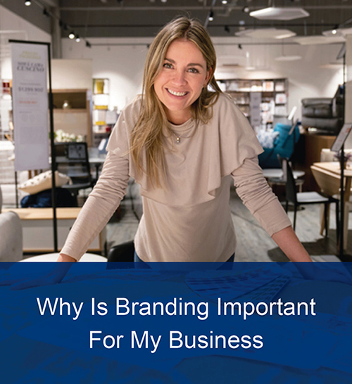 thumbnail for branding important for business article