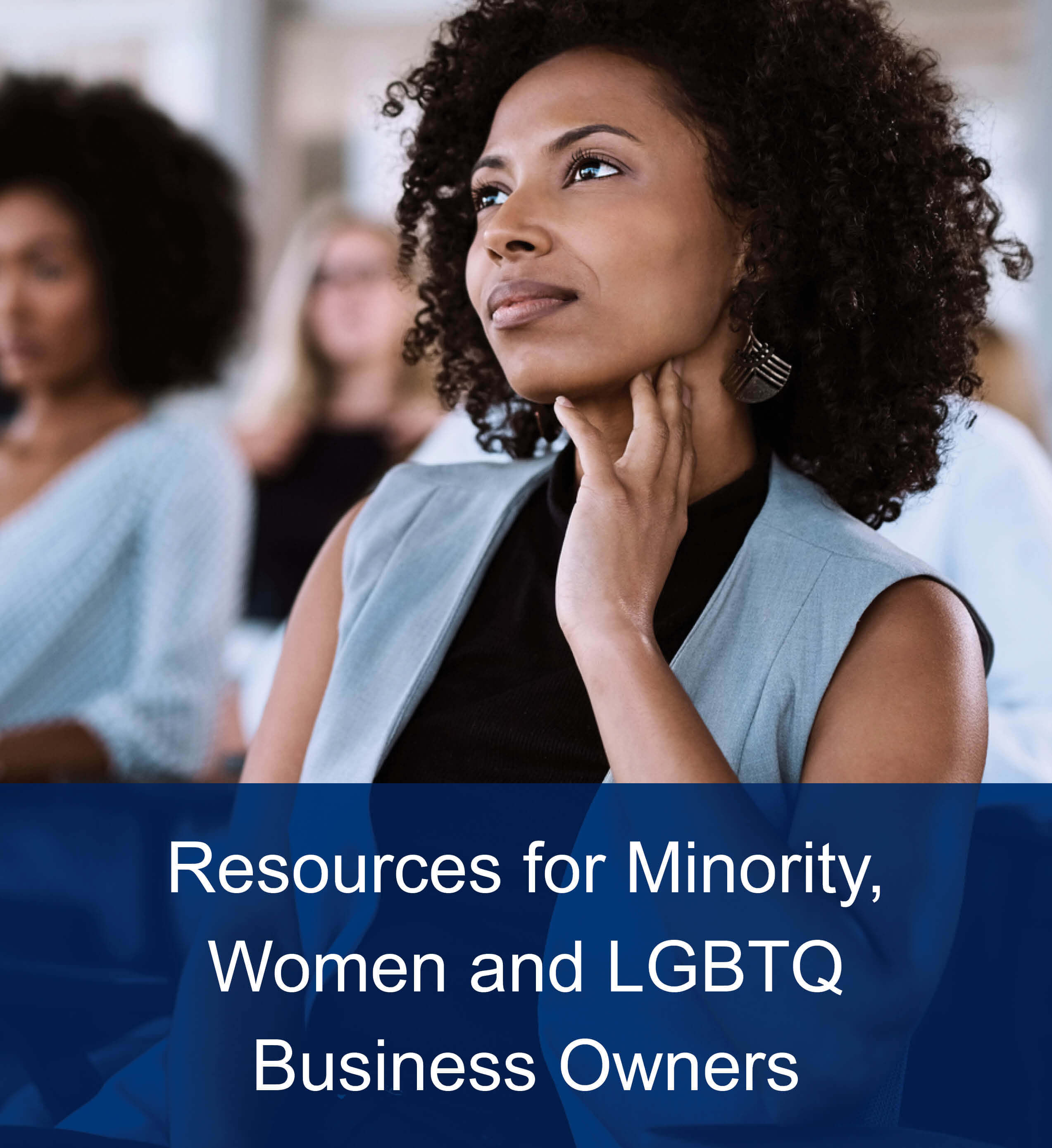 Resources for Minority Women and LGBTQ Business Owners