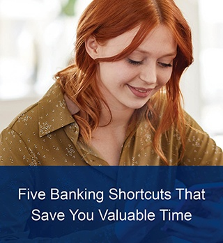 five banking shortcuts article image